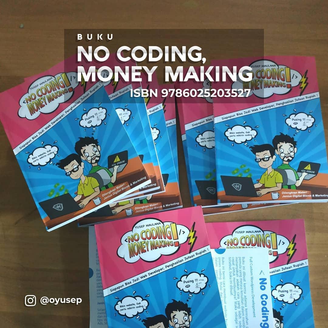 No Coding Money Making Course Paket Pemula
